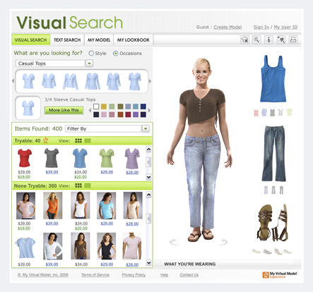 Visualsearch