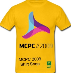 Create your own MCPC shirt at Spreadshirt