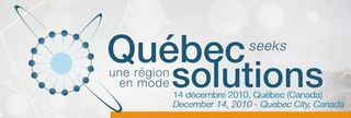 Quebec seeks solutions - a new method of open innovation