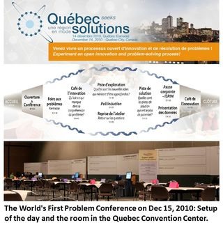 Quebec seeks solutions setup