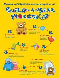 Buildabear workshop