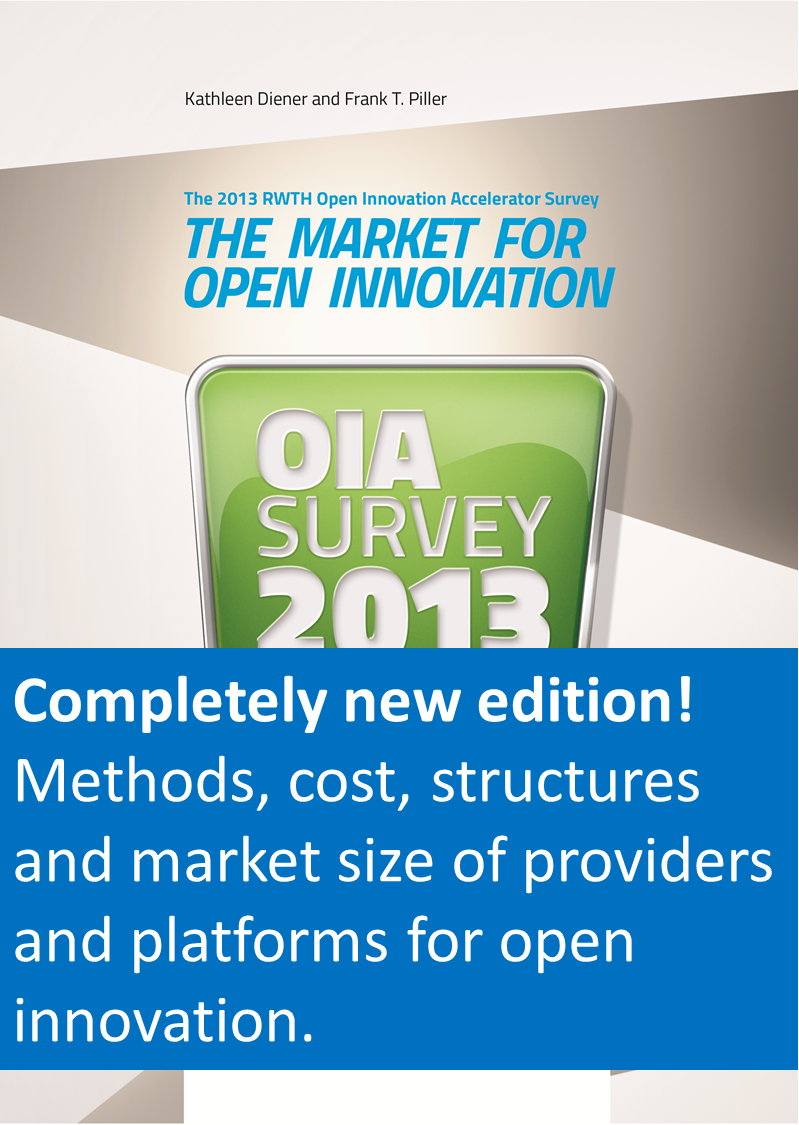Executive Report: The Market for Open Innovation - 2013