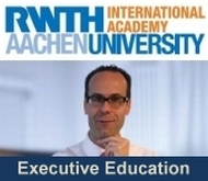Executive Trainings at RWTH Aachen