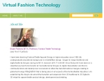 Virtual fashion blog