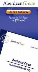 Aberdeen Survey on Configuration Best Practices