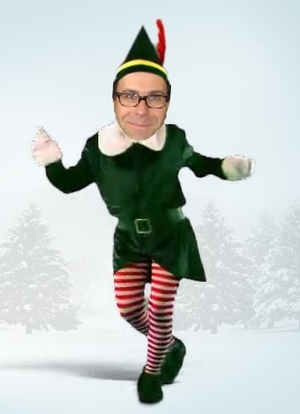 Click here to see how I elfed myself