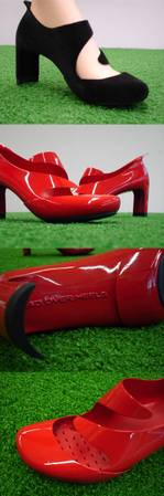 Rapid Manufacturerd Shoe