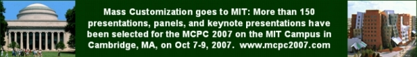 MCPC 2007 @ MIT - program information